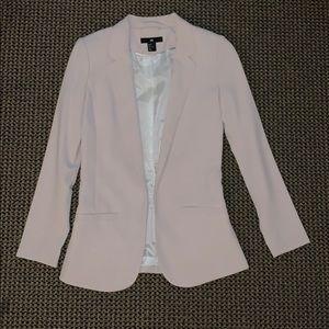 H&M Pale Pink Blazer